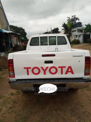 Toyota Hilux 2010 White | Cars for sale in Akwa Ibom State, Uyo