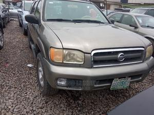 Nissan Pathfinder 2003 LE AWD SUV (3.5L 6cyl 4A) Gray | Cars for sale in Lagos State, Ogba