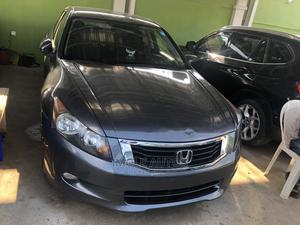 Honda Accord 2010 Coupe EX-L V-6 Automatic Gray   Cars for sale in Lagos State, Ikeja