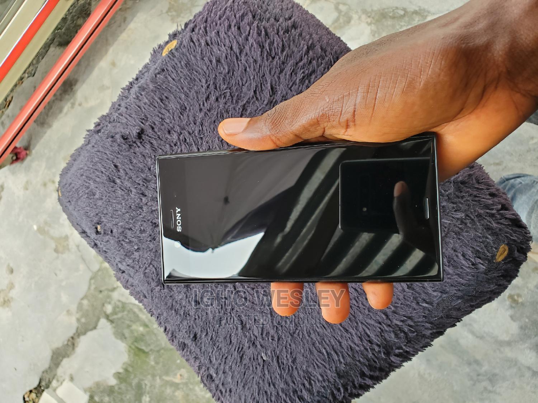 Sony Xperia XZ1 64 GB Black | Mobile Phones for sale in Ugheli, Delta State, Nigeria