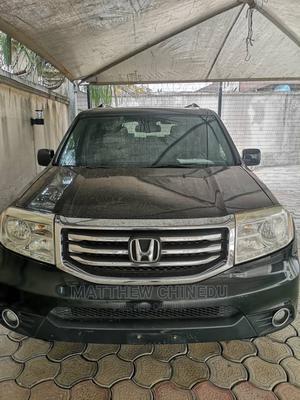 Honda Pilot 2014 Black   Cars for sale in Lagos State, Amuwo-Odofin