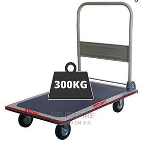 300kg Folding Platform Truck Trolley | Store Equipment for sale in Lagos State, Lagos Island (Eko)