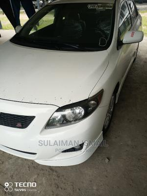 Toyota Corolla 2010 White | Cars for sale in Lagos State, Apapa