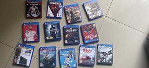 Ps4 Games for Quick Sale | Video Games for sale in Delta State, Warri