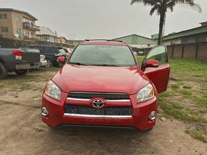 Toyota RAV4 2011 2.5 Sport Red | Cars for sale in Lagos State, Isolo