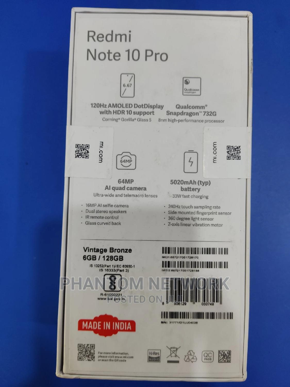 Archive: New Xiaomi Redmi Note 10 Pro 128 GB Gray