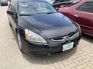Honda Accord 2005 Black | Cars for sale in Lagos State, Surulere