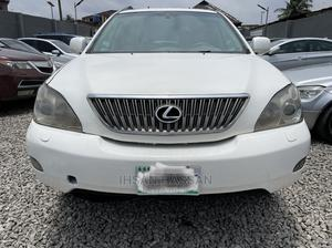Lexus RX 2007 White | Cars for sale in Lagos State, Ogba