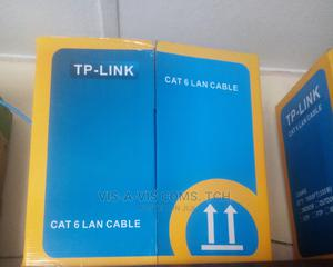 Cat 6 Lan Cable | Accessories & Supplies for Electronics for sale in Akwa Ibom State, Uyo