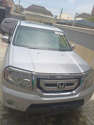 Honda Pilot 2010 Silver | Cars for sale in Lagos State, Amuwo-Odofin