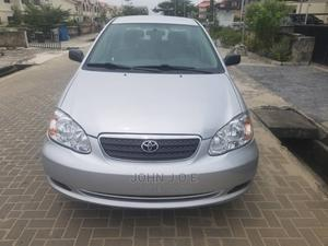 Toyota Corolla 2006 1.8 VVTL-i TS Silver | Cars for sale in Lagos State, Lekki