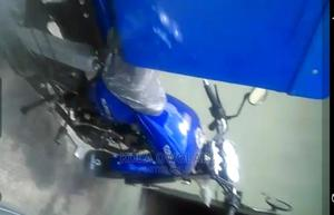 New Motorcycle 2017 Blue | Motorcycles & Scooters for sale in Lagos State, Surulere