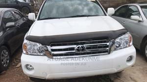 Toyota Highlander 2004 Limited V6 4x4 White   Cars for sale in Oyo State, Ibadan