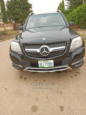 Mercedes-Benz GLK-Class 2011 350 Black | Cars for sale in Abuja (FCT) State, Kubwa