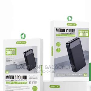 Shplus 30,000mah Power Bank | Accessories for Mobile Phones & Tablets for sale in Lagos State, Ikeja