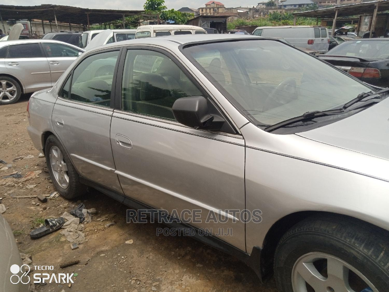 Honda Accord 1999 Silver   Cars for sale in Ikeja, Lagos State, Nigeria