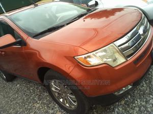 Ford Edge 2007 Orange | Cars for sale in Lagos State, Abule Egba