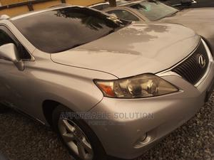 Lexus RX 2010 Silver | Cars for sale in Lagos State, Abule Egba