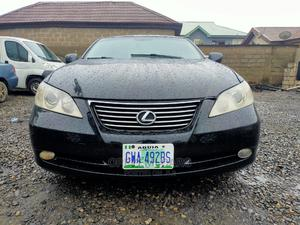 Lexus ES 2009 350 Black | Cars for sale in Lagos State, Ojodu