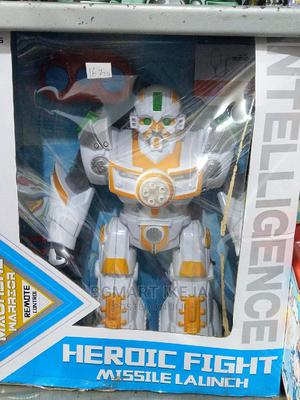 White Robot Toy for Child | Toys for sale in Lagos State, Ikeja