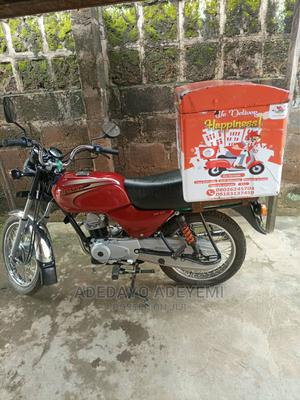 New Bajaj Boxer 2016 Red   Motorcycles & Scooters for sale in Oyo State, Ibadan