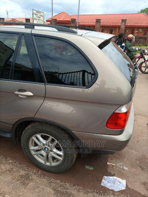 BMW X5 2005 3.0i Brown | Cars for sale in Edo State, Ekpoma