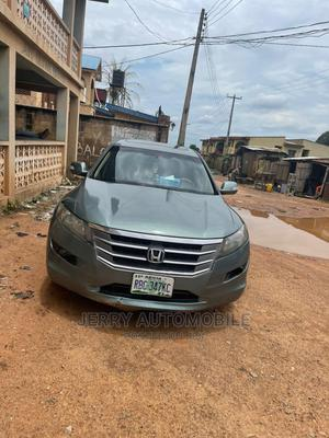 Honda Accord Crosstour 2010 Green   Cars for sale in Oyo State, Ogbomosho North