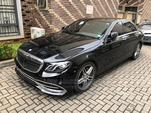Mercedes-Benz E300 2017 Black | Cars for sale in Lagos State, Gbagada
