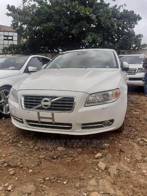 Volvo S80 2013 T6 Premier Plus White | Cars for sale in Lagos State, Ikeja