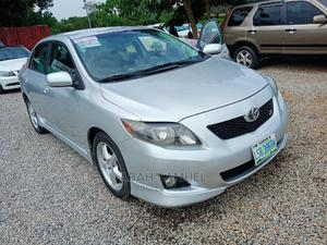Toyota Corolla 2010 Silver | Cars for sale in Abuja (FCT) State, Katampe