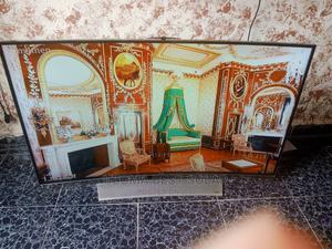 55inch Samsung Cove 4k Smart TV | TV & DVD Equipment for sale in Lagos State, Ikeja