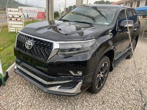 Toyota Land Cruiser Prado 2019 3.0 172hp Black   Cars for sale in Abuja (FCT) State, Katampe