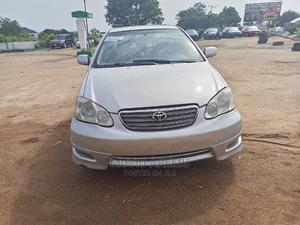 Toyota Corolla 2006 S Silver | Cars for sale in Abuja (FCT) State, Gwagwalada