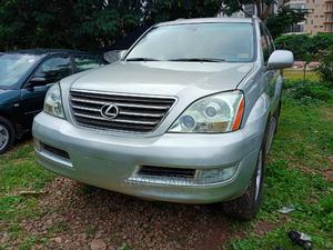 Lexus GX 2007 470 Silver | Cars for sale in Abuja (FCT) State, Katampe