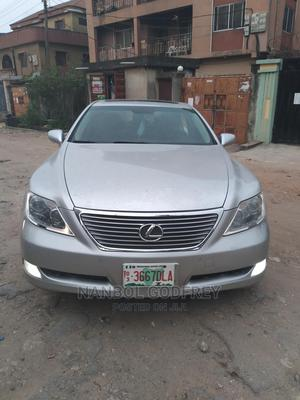 Lexus LS 2007 460 Luxury Sedan Silver   Cars for sale in Lagos State, Isolo