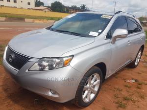 Lexus RX 2010 350 Silver | Cars for sale in Edo State, Benin City