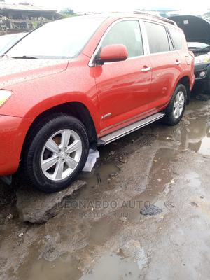 Toyota RAV4 2009 Limited V6 4x4 Red   Cars for sale in Lagos State, Amuwo-Odofin