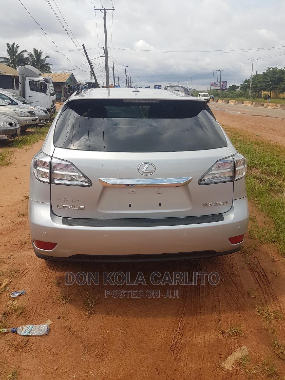 Lexus RX 2010 350 Silver | Cars for sale in Benin City, Edo State, Nigeria