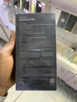 New Samsung Galaxy S8 Plus 64 GB | Mobile Phones for sale in Delta State, Warri