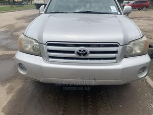 Toyota Highlander 2007 V6 Silver   Cars for sale in Lagos State, Amuwo-Odofin