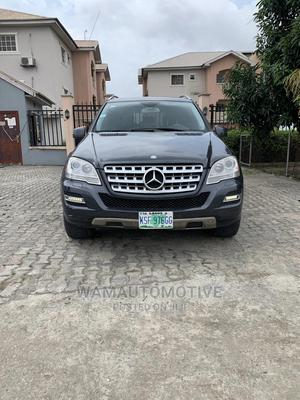 Mercedes-Benz M Class 2011 ML 350 4Matic Gray | Cars for sale in Lagos State, Ajah