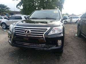 Lexus LX 2014 570 AWD Black | Cars for sale in Lagos State, Apapa