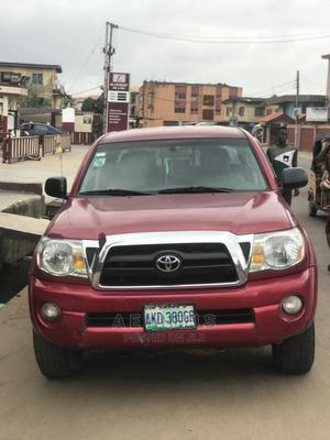 Toyota Tacoma 2007 Red | Cars for sale in Lagos State, Isolo