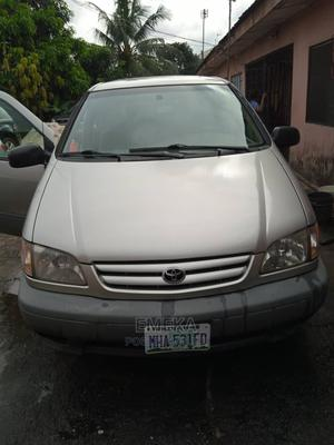Toyota Sienna 2001 Gray   Cars for sale in Rivers State, Port-Harcourt