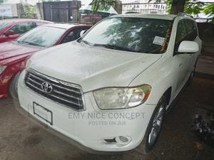 Toyota Highlander 2008 Limited White   Cars for sale in Lagos State, Amuwo-Odofin