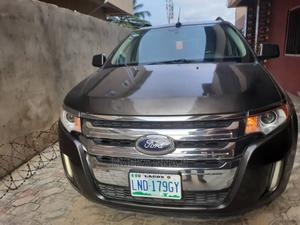 Ford Edge 2012 Brown   Cars for sale in Lagos State, Ajah