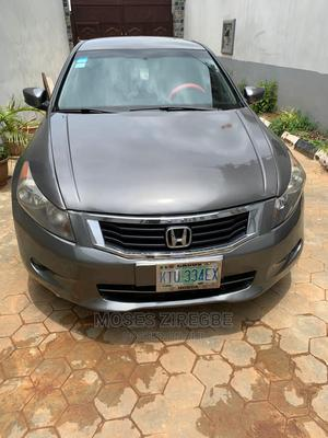 Honda Accord 2008 2.4 EX Automatic Gray | Cars for sale in Lagos State, Alimosho