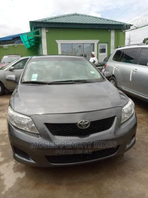 Toyota Corolla 2008 Gray | Cars for sale in Lagos State, Ogba
