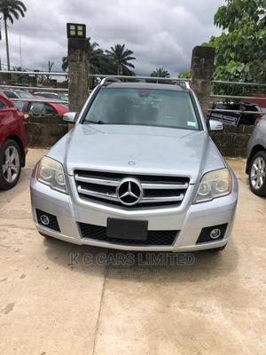 Mercedes-Benz GLK-Class 2010 350 4MATIC Silver | Cars for sale in Edo State, Benin City