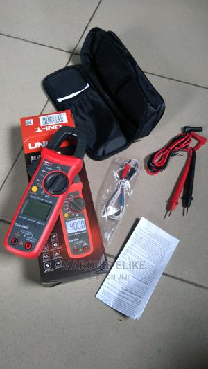 UT204+ Digital AC DC Current Clamp Meter Multimeter. | Measuring & Layout Tools for sale in Delta State, Uvwie